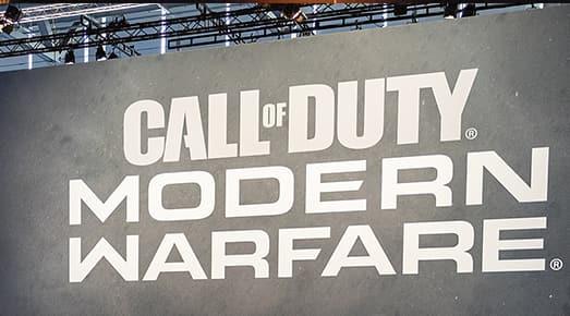 Call of Duty Modern Warfare Gamescom 2019 @dronepicr