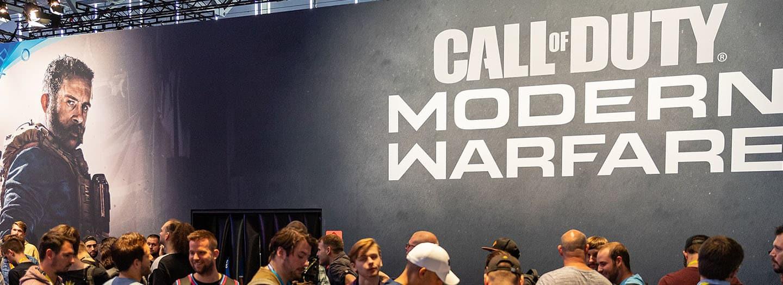 Call of Duty Modern Warfare Gamescom 2019