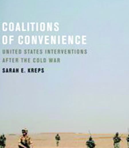 Coalitions of Convenience book cover