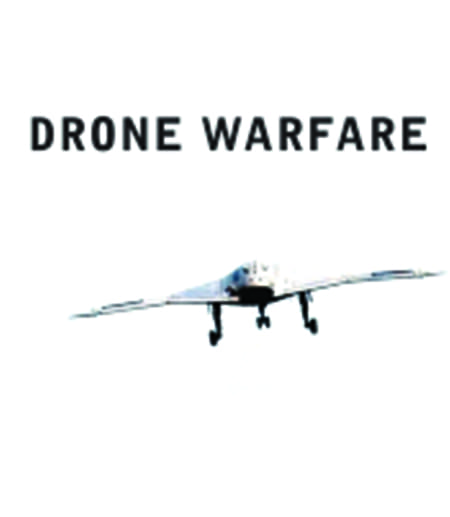 Drone Warfare book cover
