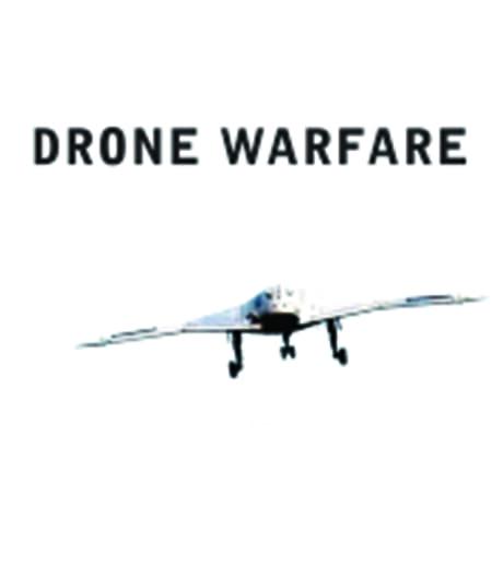 Drone Warfare book cover