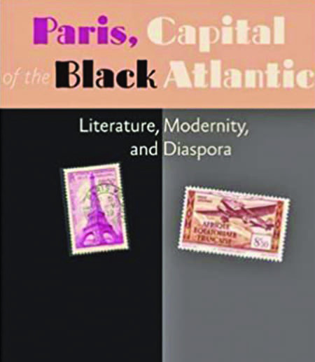 Paris, Capital of the Black Atlantic book cover