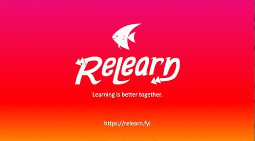 ReLearm app logo
